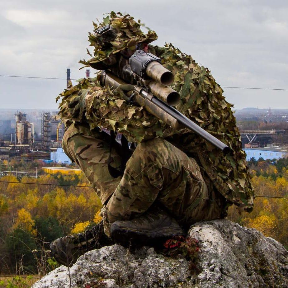 Novritsch 3D Ghillie - Novritsch   Airsoft Sniper