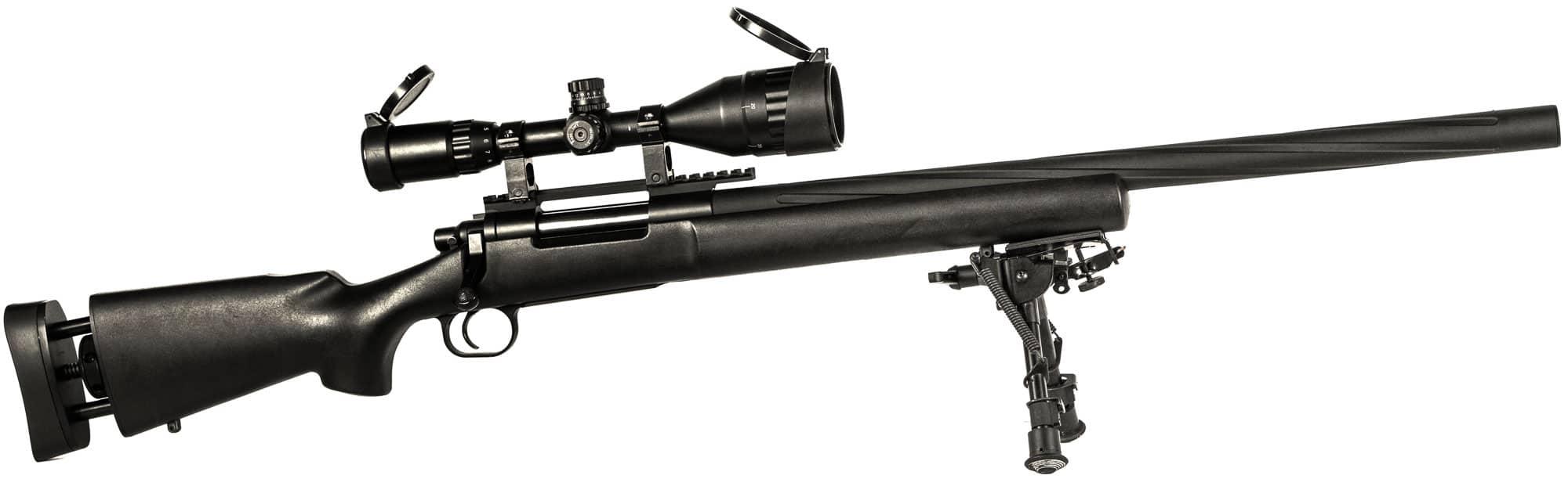 Novritsch SSG24 Airsoft Sniper Rifle – PREORDER ...