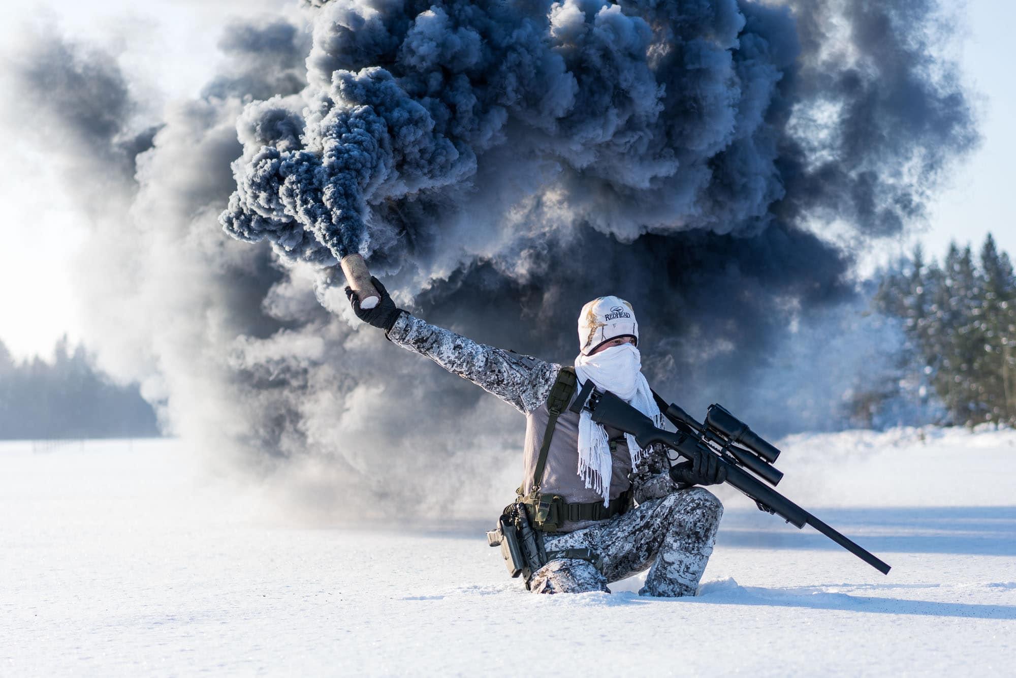 Novritsch SSG24 Airsoft Sniper Rifle - PREORDER