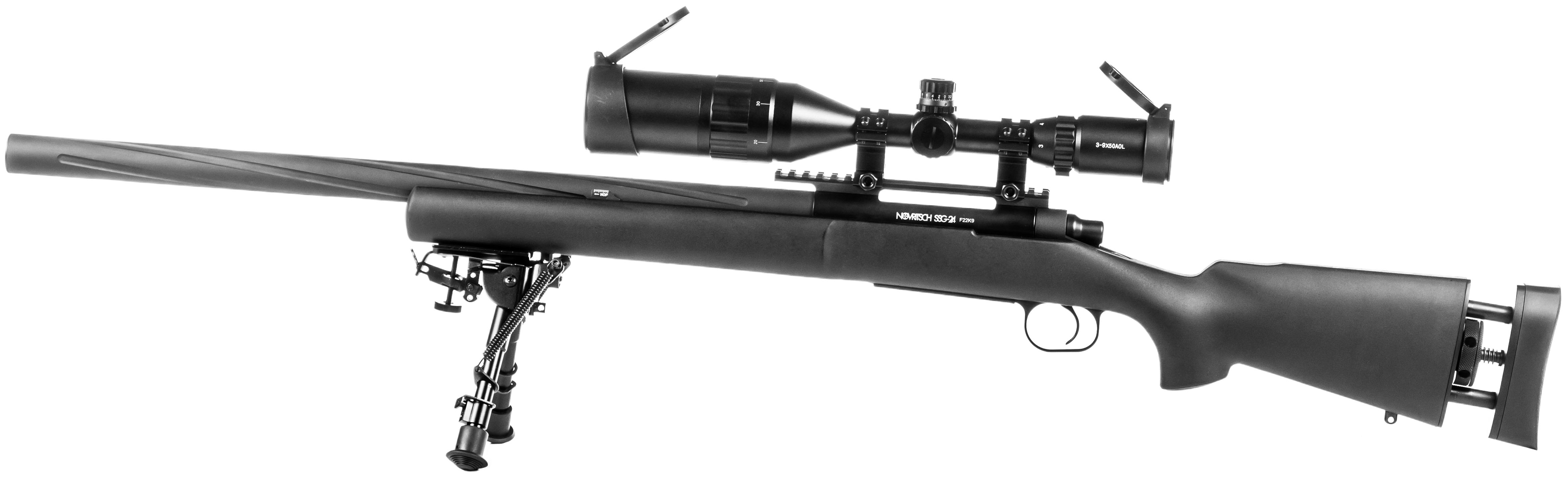 Novritsch SSG24 Airsoft Sniper Rifle