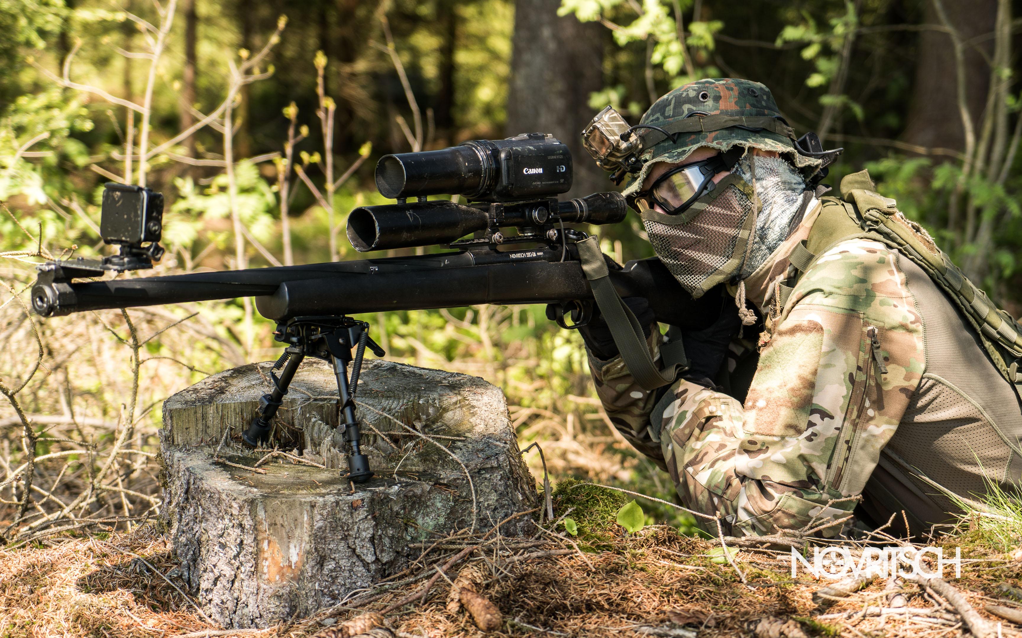 Cool Sniper Wallpapers - WallpaperSafari